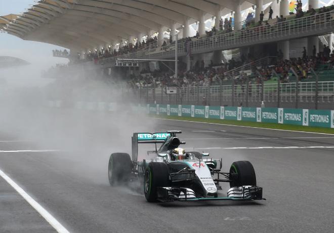 GP de Malasia de Fómula 1 – Clasificación: Segunda pole de la temporada para Hamilton.