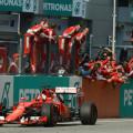F1 - Malasia 2015 - Sebastian Vettel - Ferrari