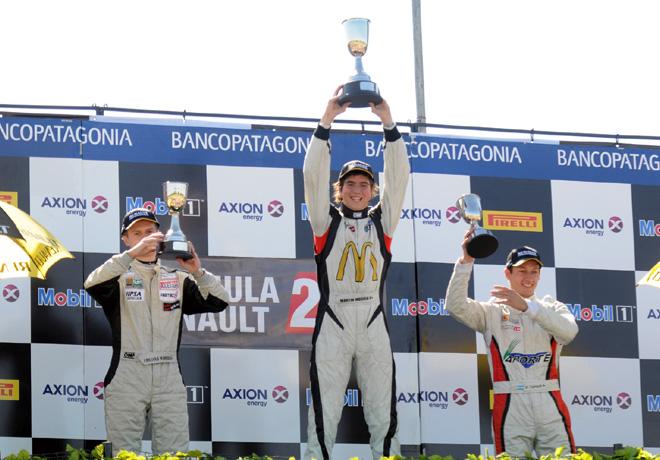 FR20 - Junin 2015 - Carrera 1 - El Podio