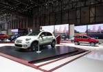 Fiat - Salon de Ginebra 2015 - 500X y Panda