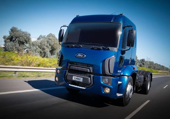 Ford Camiones duplicó el plazo de garantía de la Línea Cargo.