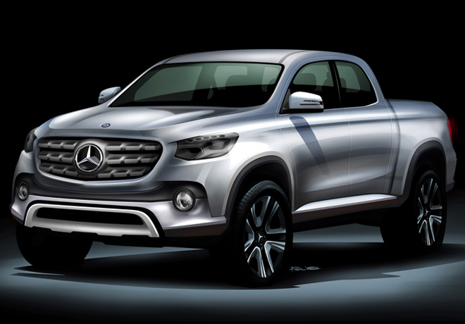 Mercedes-Benz Pick up
