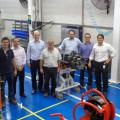 Mercedes-Benz anuncia el comienzo de la produccion de ejes pesados 1