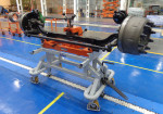 Mercedes-Benz anuncia el comienzo de la produccion de ejes pesados 3