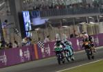 Moto3 - Qatar 2015 - 10 Alexis Masbou - 33 Enea Bastianini - 52 Danny Kent