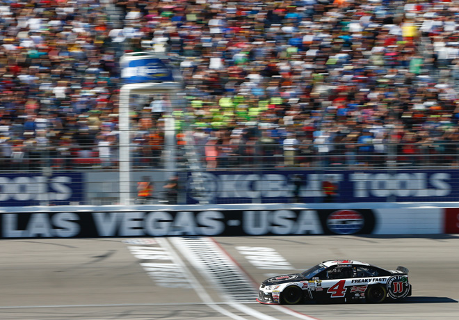 NASCAR - Las Vegas 2015 - Kevin Harvick - Chevrolet SS