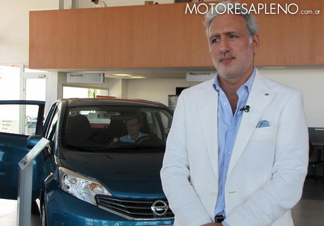 Nissan - Presentacion Note 1