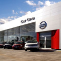 Nissan - nuevo showroom Car One