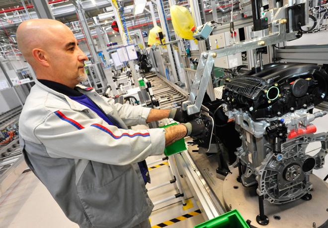 PSA - La produccion de los motores EB Turbo PureTech aumenta en 200 mil unidades en Tremery 2