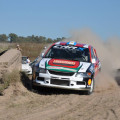 Rally Federal - Capitan Sarmiento - Diego Levy - Mitsubishi Lancer EVO