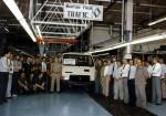 Renault - Fabrica Santa Isabel - 1986 - Prmera unidad Trafic
