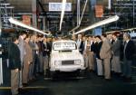 Renault - Fabrica Santa Isabel - 1986 - ultimo R-4