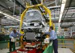 Renault - Fabrica Santa Isabel - linea de montaje