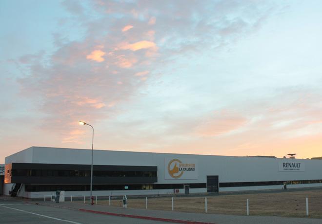 Renault - Fabrica Santa Isabel