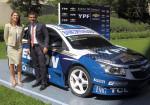 STC2000 - Presentacion Equipo YPF Chevrolet 1