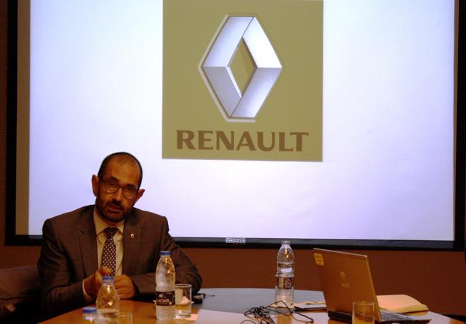 Thierry Koskas -  Presidente y Director General Renault Argentina