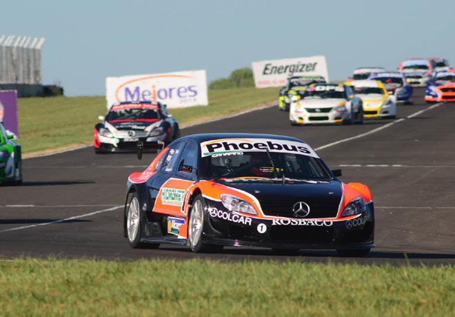 Top Race - Parana 2015 - Agustin Canapino - Mercedes-Benz