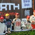 Abarth Punto Competizione - Rosario 2015 - El Podio