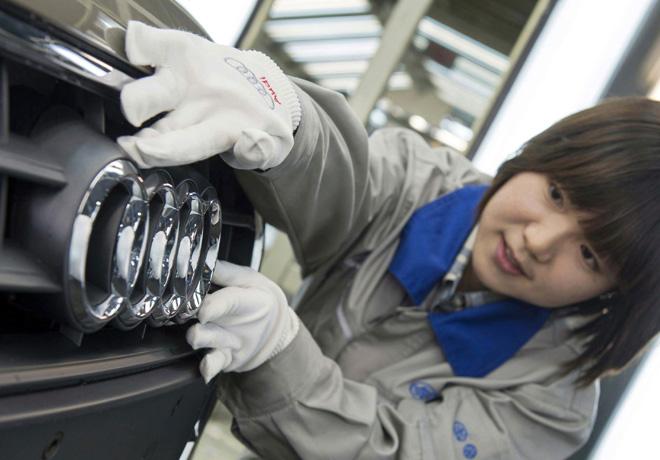 Audi AG logro los mejores resultados de su historia