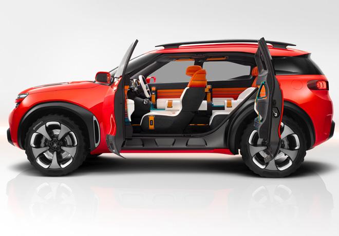 Citroen Aircross Concept 2