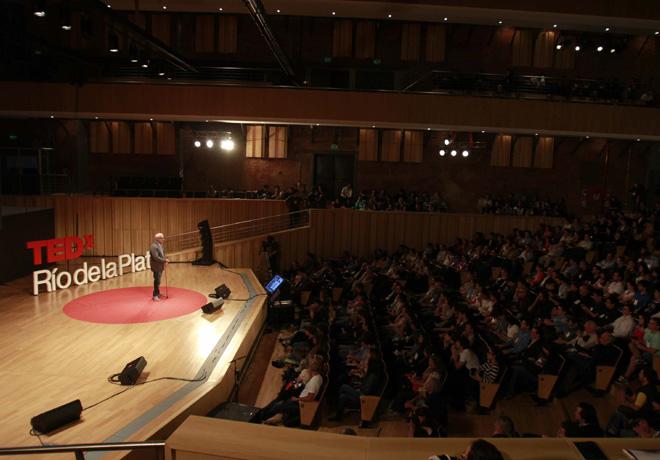 Ford Argentina estara presente en TEDxRiodelaPlataED