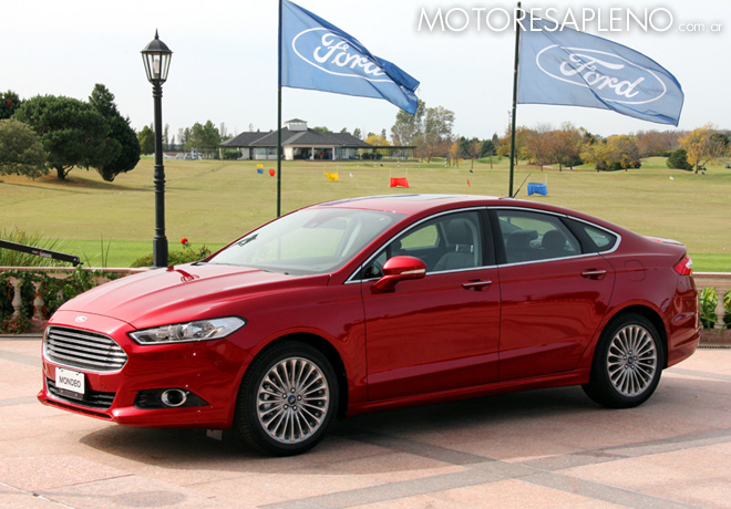 Ford Mondeo Kinetic Design Attraction 000
