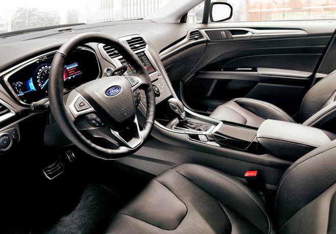 Ford continua develando el equipamiento del nuevo Mondeo 1
