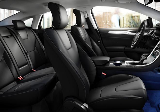 Ford continua develando el equipamiento del nuevo Mondeo 2