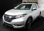 Honda inicia la produccion de la HR-V 3