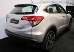 Honda inicia la produccion de la HR-V 5