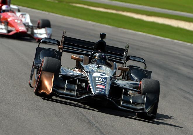 IndyCar - Birmingham 2015 - Josef Newgarden