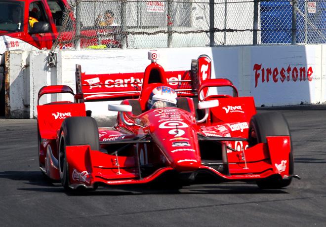 IndyCar - Long Beach 2015 - Scott Dixon - Chevrolet