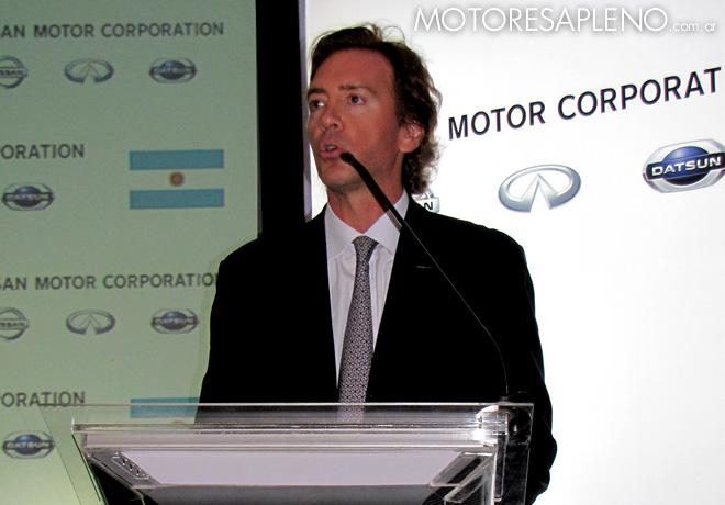 Jose Luis Valls - Chairman de Nissan America Latina y VP Sr de Nissan Motor Company