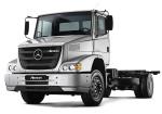 Mercedes-Benz Argentina monto la primera unidad con ejes nacionales 1