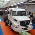 Mercedes-Benz Argentina monto la primera unidad con ejes nacionales 3