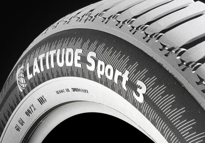 Michelin Latitude Sport 3 1