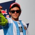 MotoGP - Termas de Rio Hondo 2015 - Valentino Rossi en el Podio