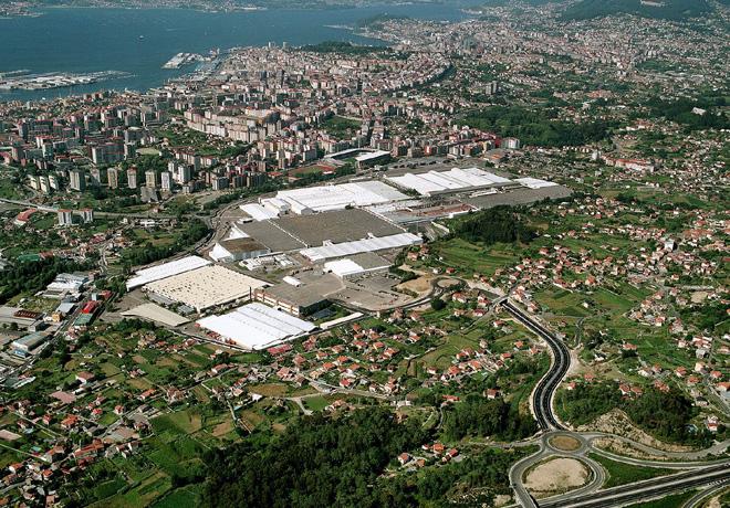 PSA - Fabrica en Vigo 1