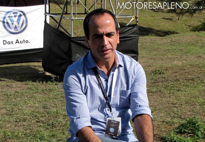 Pedro Martinez Diaz - Gerente General de VW Argentina