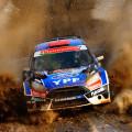 Rally Argentino - Cordoba 2015 - Federico Villagra - Ford Fiesta MR