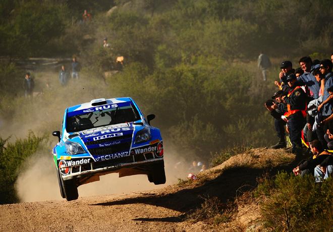 Rally Argentino - Cordoba 2015 - Marcos Ligato - Chevrolet Agile MR