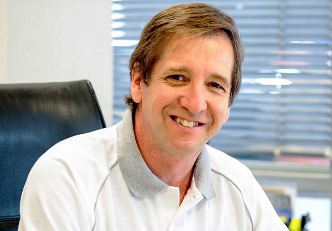 Scania - Carlos Naval - Director de Servicios