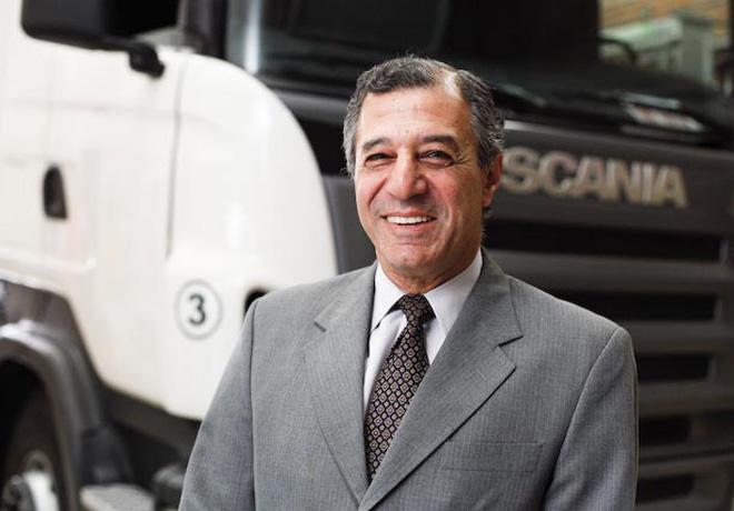 Scania - Mario Salazar - Director de Ventas