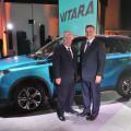 Suzuki New Vitara - Osamu Suzuki - Viktor Orbán