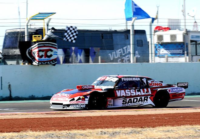 TC - Neuquen 2015 - Matias Rossi - Chevrolet