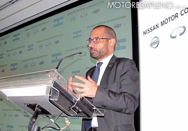 Thierry Koskas - Presidente y Director General de Renault Argentina