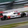 WEC - Silverstone 2015 - Marcel Fassler - Benoit Treluyer - Andre Lotterer - Audi R18 e-tron quattro