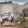 WRC - Argentina 2015 - Dia 3 - Kris Meeke - Citroen DS3 WRC
