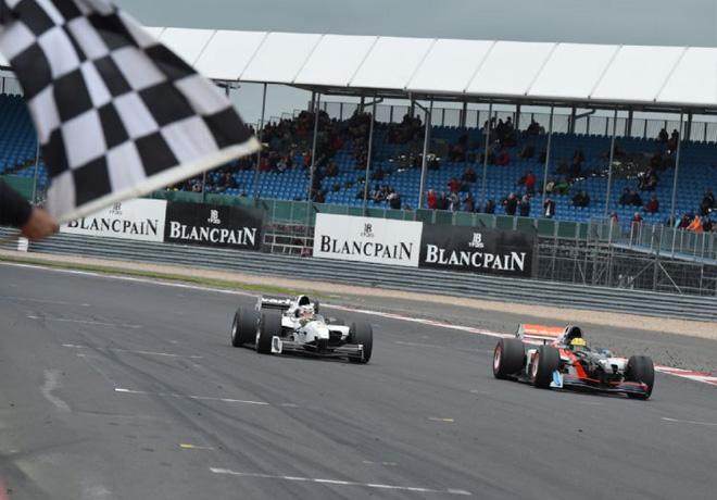 Auto GP - Silverstone 2015 - Carrera 2 - Sa Silva y Regalia