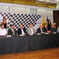 Campeonato Argentino de Rallycross - Presentacion en el ACA